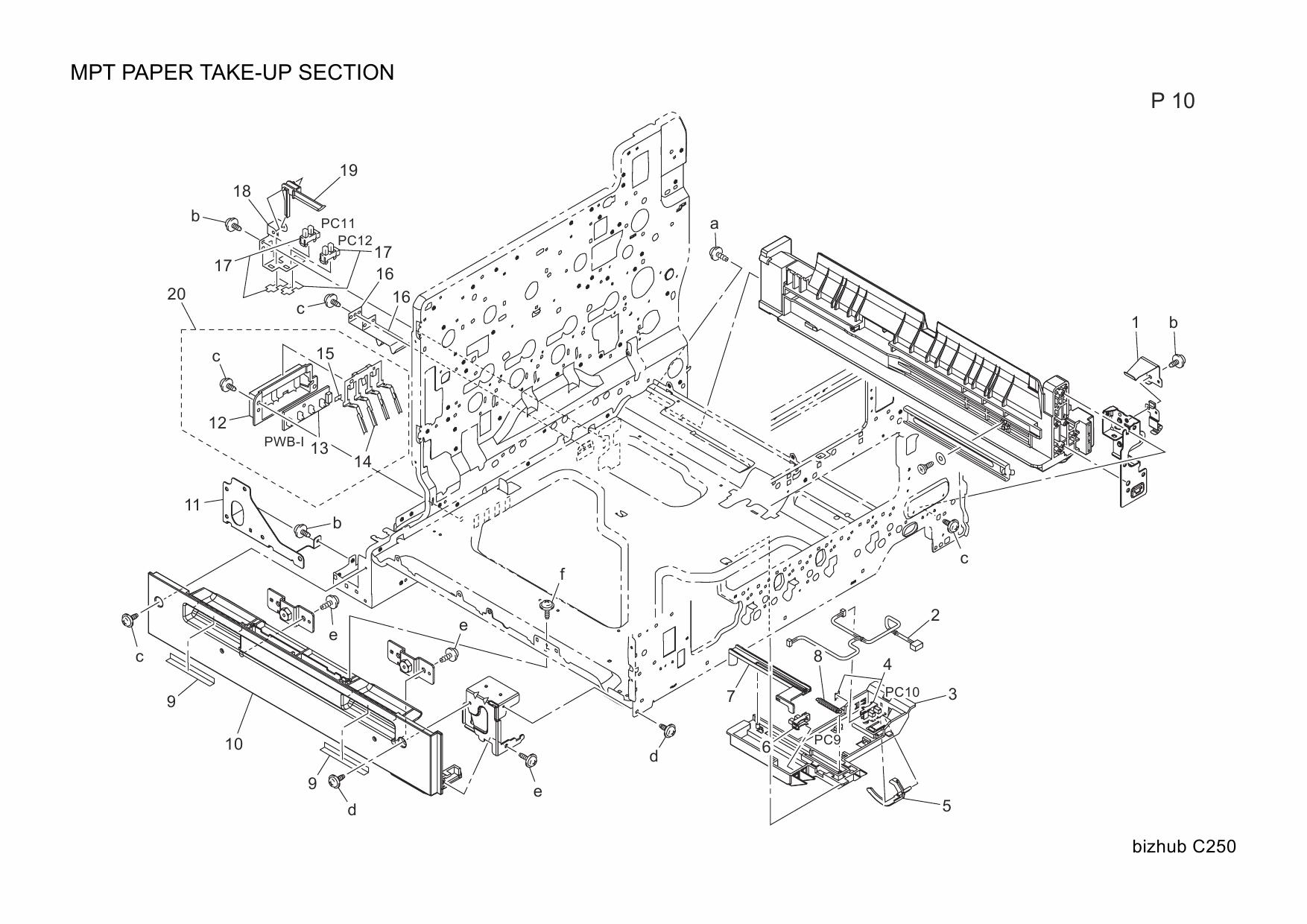 konica minolta bizhub c250 parts manual rh qmanual com bizhub 250 parts manual bizhub 250 parts catalog